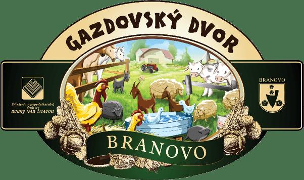 Gazdovský dvor logo
