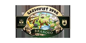 gazdovsky dvor branovo logo